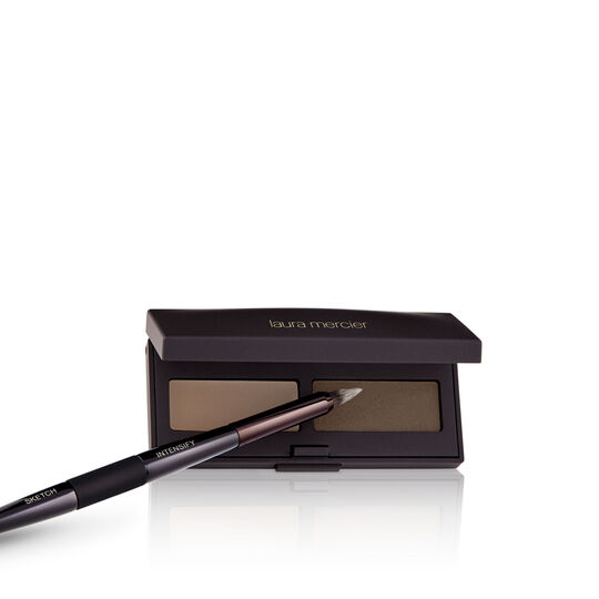 Sketch And Intensify Double Ended Brow Brush